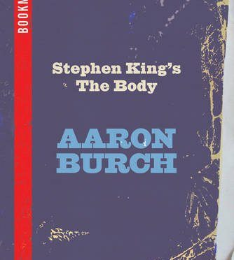 IF MY BOOK: Aaron Burch
