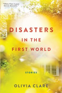 IF MY BOOK: Disasters in the First World, Olivia  Claire