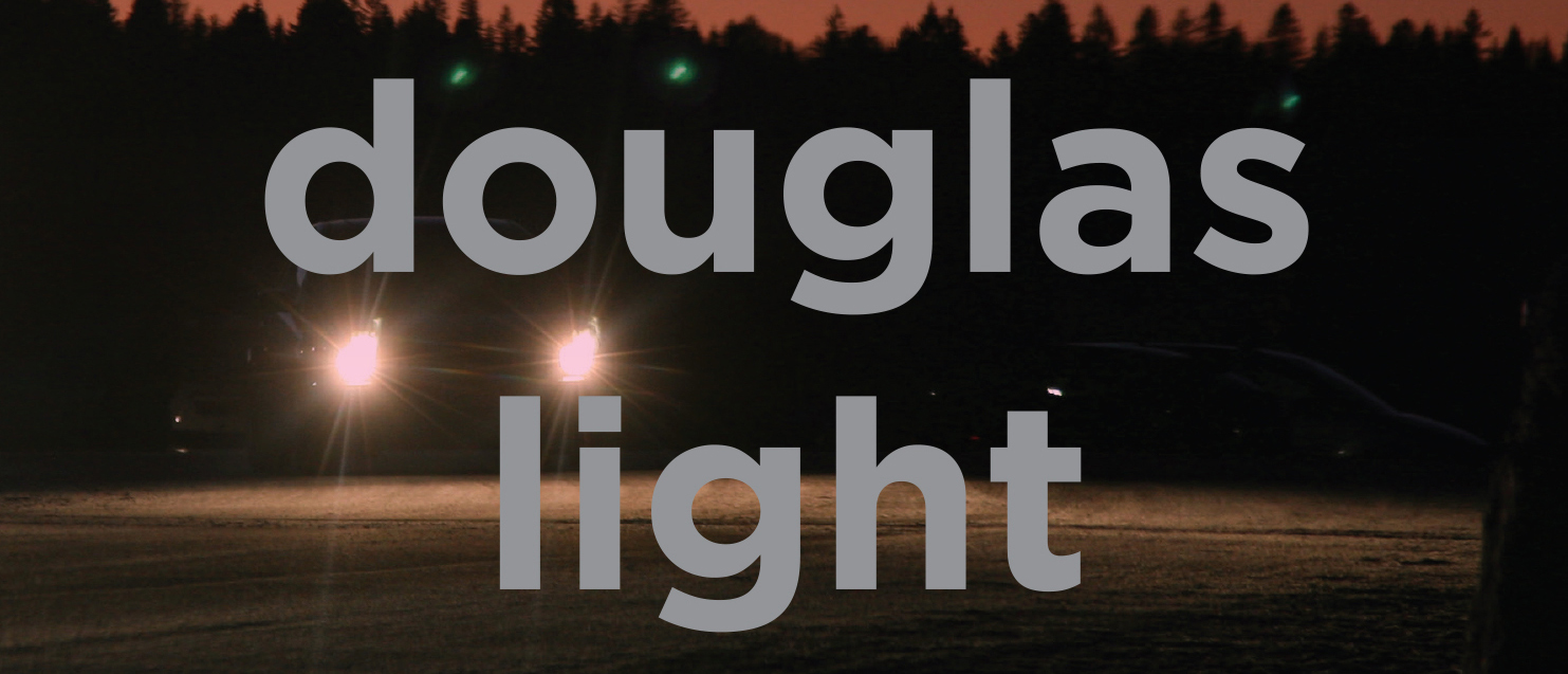 Where Night Stops, Douglas Light