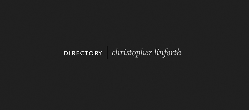 Directory by Christopher Linforth
