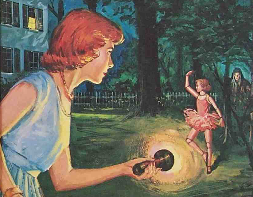 The Buried Keys to Nancy Drew – MONKEYBICYCLE