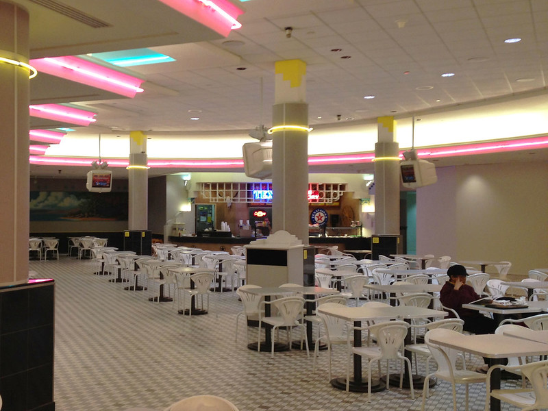 Lease My Food Court!