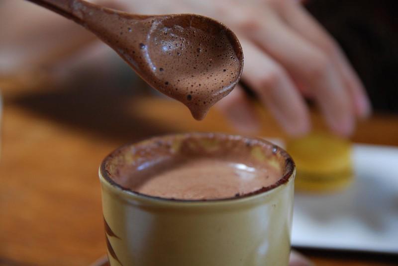 Bitter Hot Chocolate – MONKEYBICYCLE