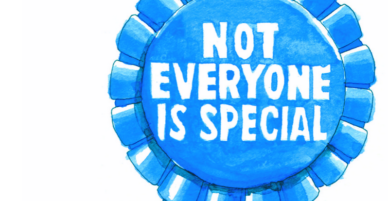 Not Everyone is Special, Josh Denslow